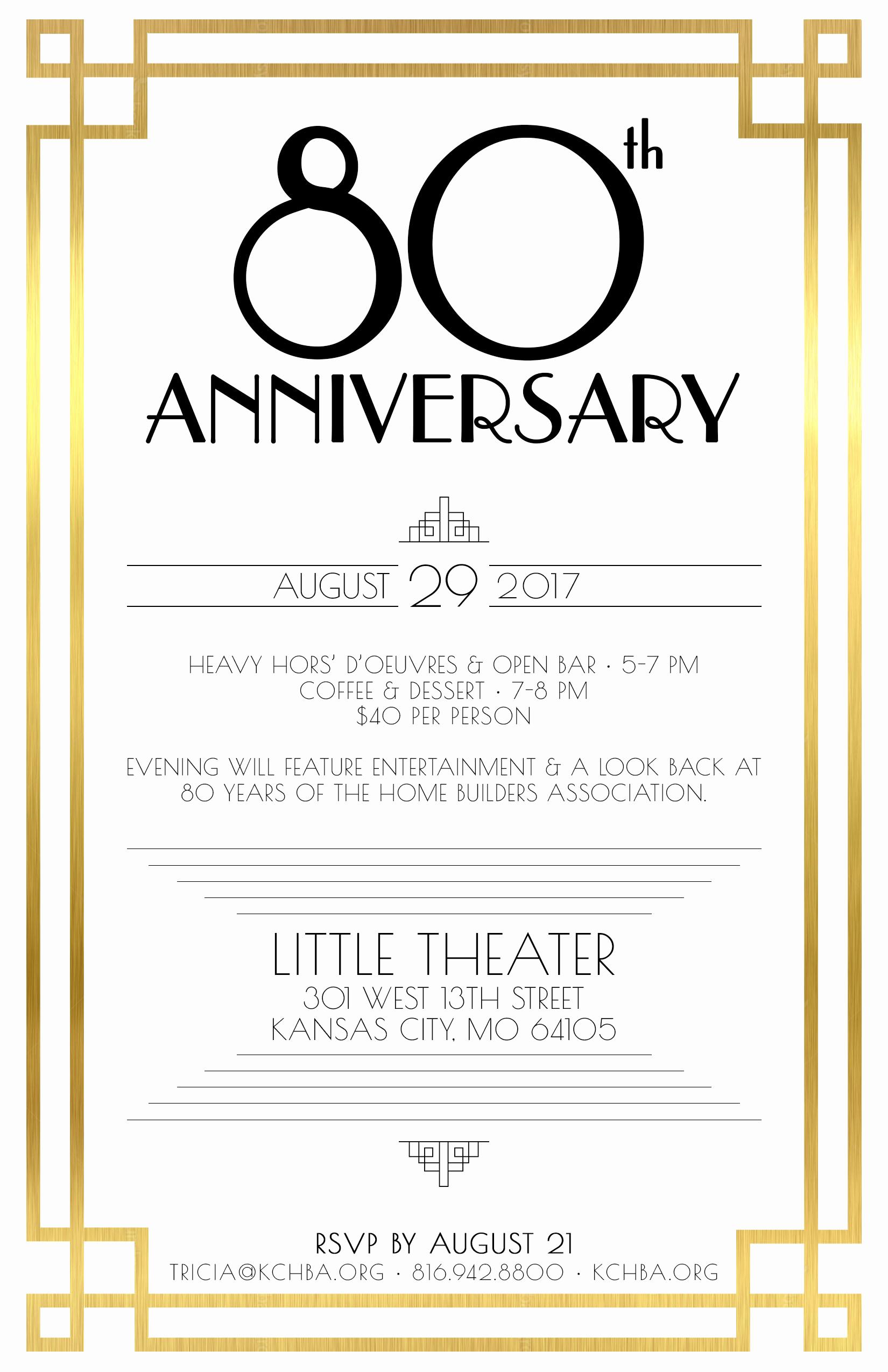 Free Invitation Templates Printable Best Of Free Printable 80th Birthday Invitations – Bagvania Free