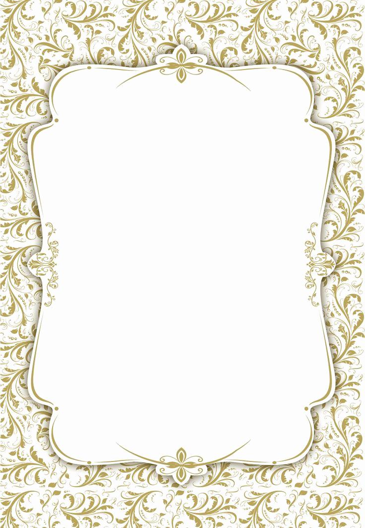 Free Invitation Templates Printable Elegant Tasteful Tapestry Frame Free Printable Wedding