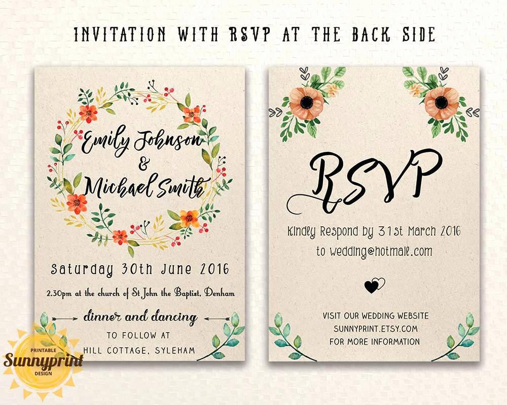 Free Invitation Templates Printable Unique Free Line Invitation Templates Free Line Invitation