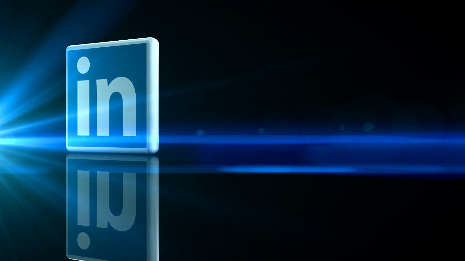 Free Linkedin Background Images Best Of Rotating Linkedin Icon Motion Background Storyblocks Video