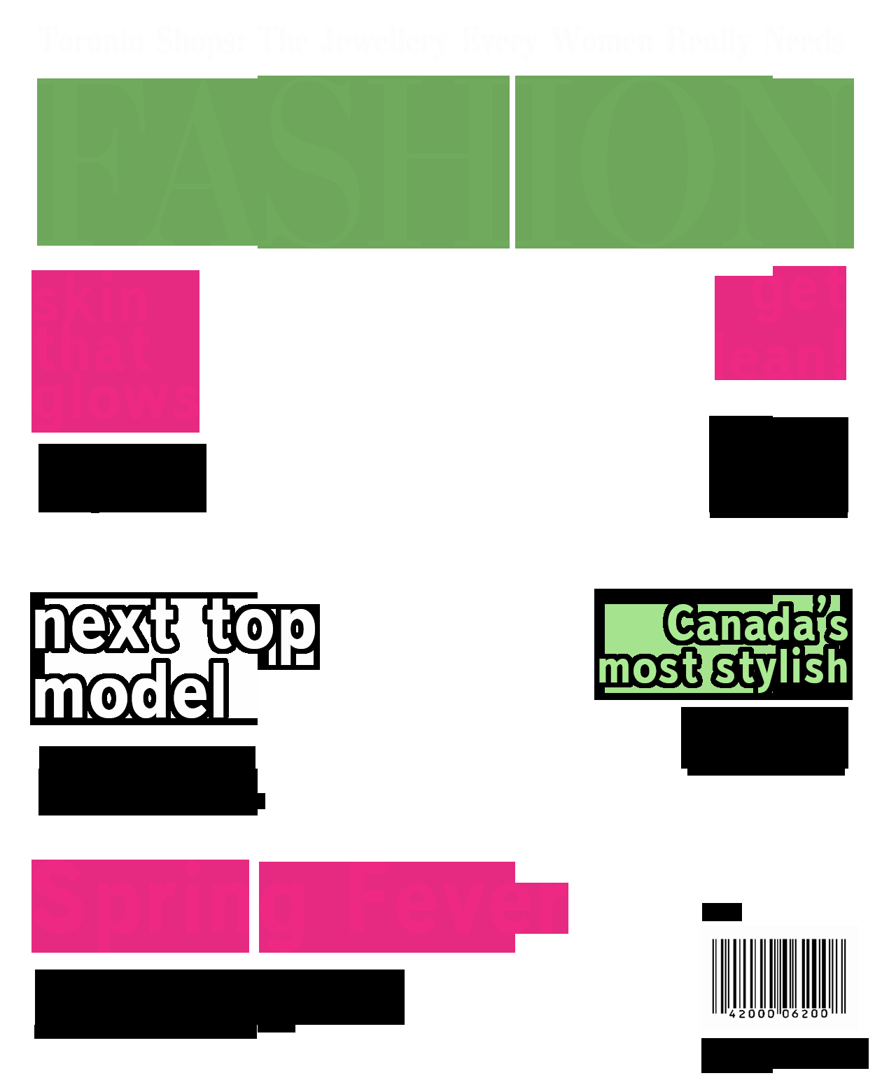 Free Magazine Cover Template New Magazine Cover Template