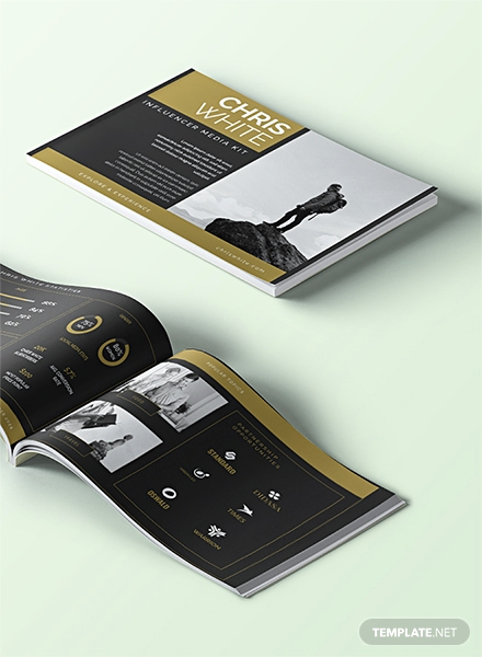 Free Media Kit Template Best Of Free Media Kit Templates Download Ready Made