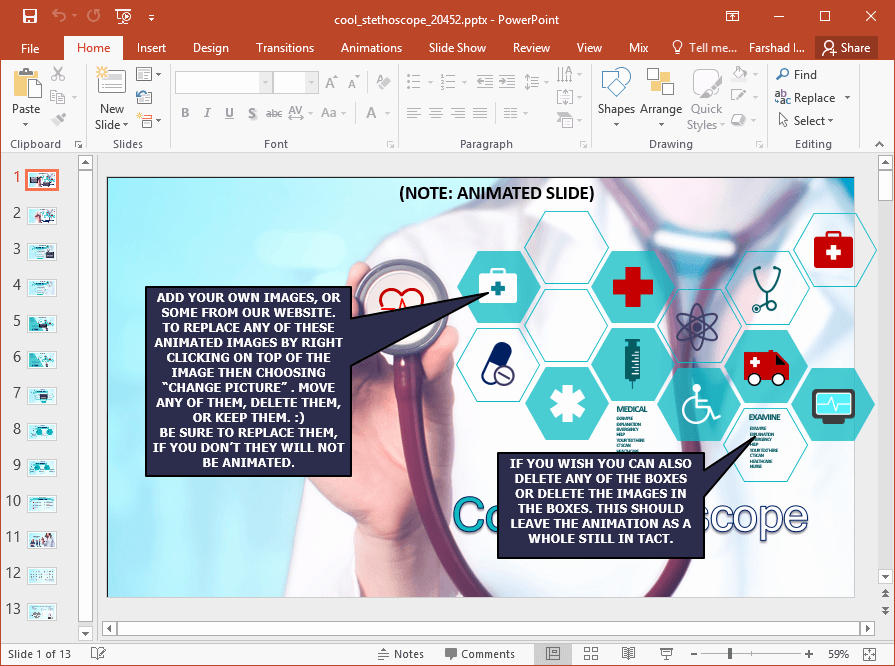 Free Medical Powerpoint Templates Best Of Animated Medical Powerpoint Template