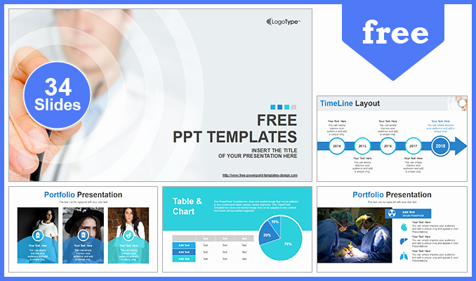 Free Medical Powerpoint Templates Inspirational Scientific Researcher Medical Powerpoint Template