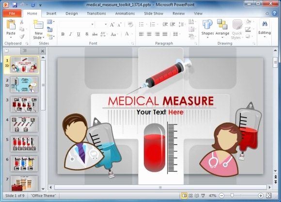 Free Medical Powerpoint Templates Luxury Medical Powerpoint Template toolkit