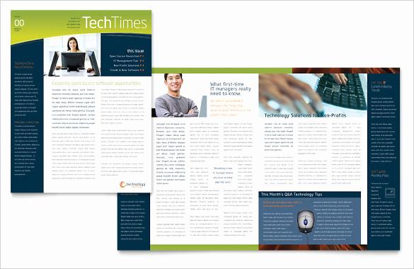 Free Microsoft Publisher Templates Beautiful 29 Microsoft Newsletter Templates Free Word Publisher