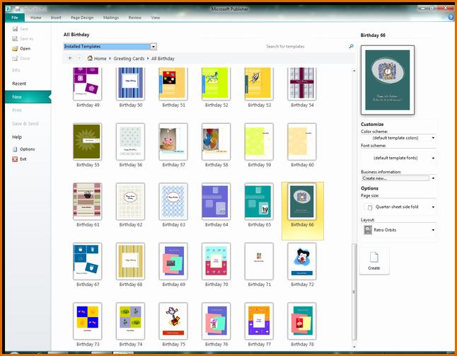 Free Microsoft Publisher Templates Elegant 8 Publisher Templates Free