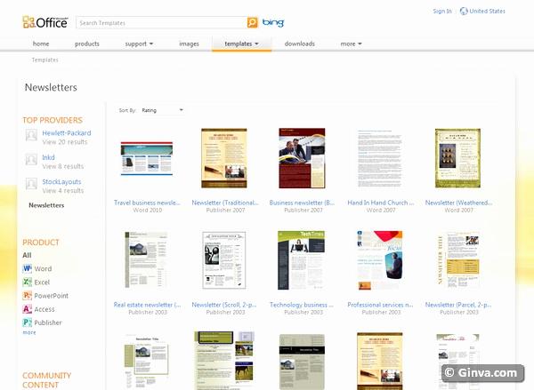 Free Microsoft Publisher Templates Unique Microsoft Publisher Templates Free Download