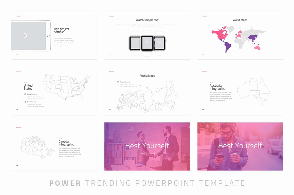 Free Modern Powerpoint Templates Fresh Power Modern Powerpoint Template Just Free Slides