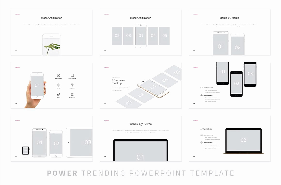 Free Modern Powerpoint Templates Inspirational Power Modern Powerpoint Template Just Free Slides