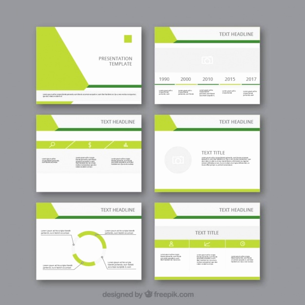 Free Modern Powerpoint Templates New Modern Business Presentation Template Vector