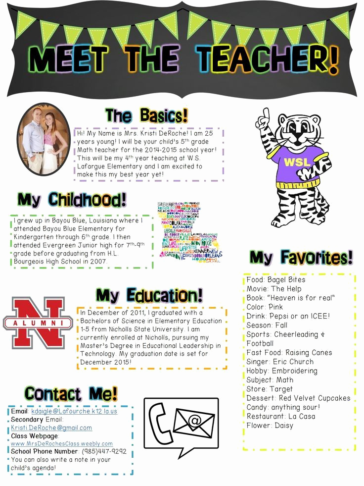 Free Newsletter Templates for Teachers Luxury 25 Great Ideas About Teacher Newsletter On Pinterest