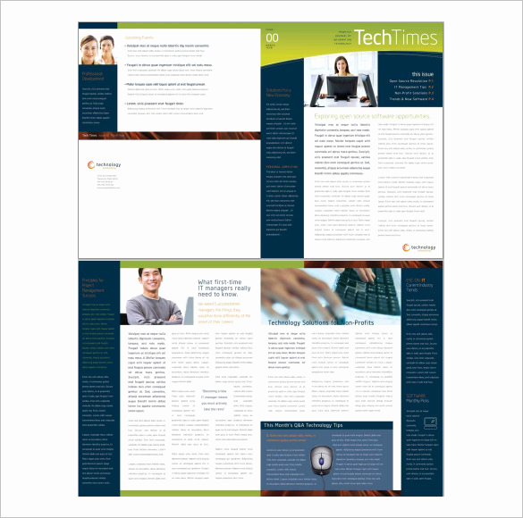 Free Newsletter Templates Word New 27 Microsoft Newsletter Templates Doc Pdf Psd Ai