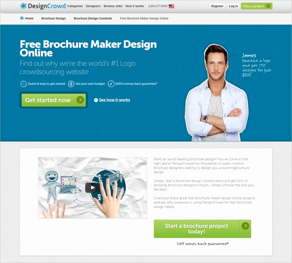 Free Online Brochure Maker Awesome 23 Free Brochure Maker tools to Create Your Own Brochure