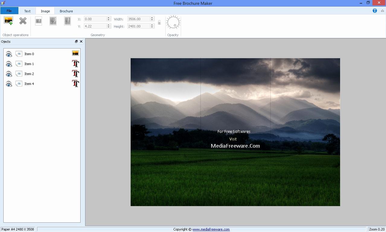 Free Online Brochure Maker Awesome Free Brochure Maker Download