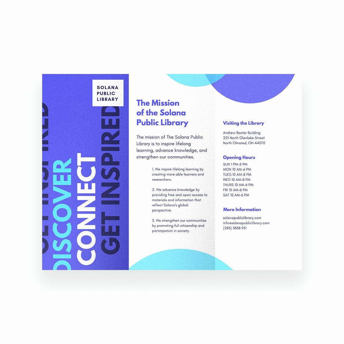 Free Online Brochure Maker Inspirational Free Online Brochure Maker Design A Custom Brochure In Canva