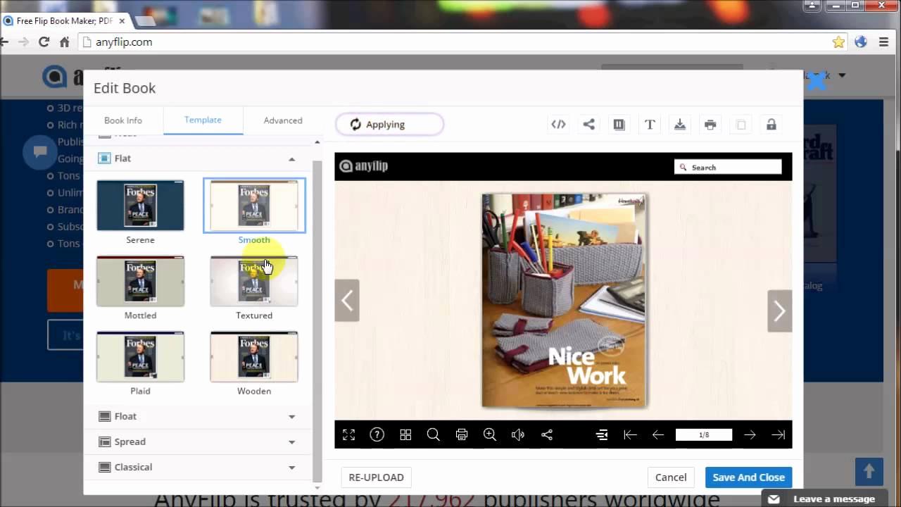 Free Online Brochure Maker Luxury Anyflip Free Line Brochure Maker to Create Flip Effect