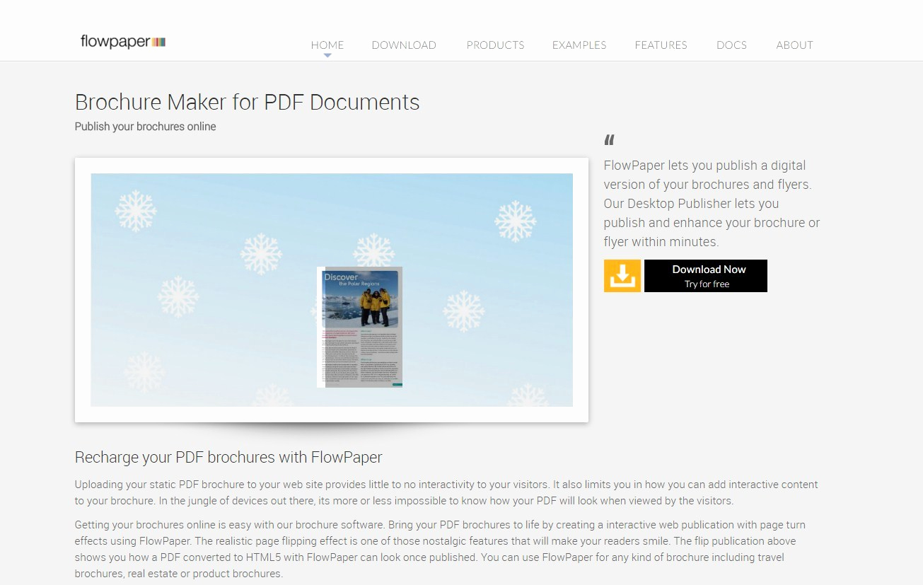 Free Online Brochure Maker Unique 20 Best Free Line Brochure Maker tools