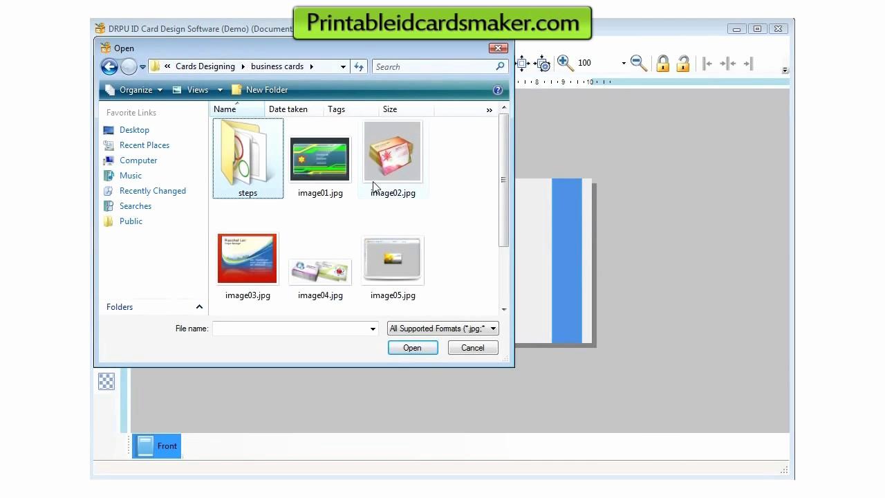 Free Online Id Card Maker Luxury Free Id Card Maker software