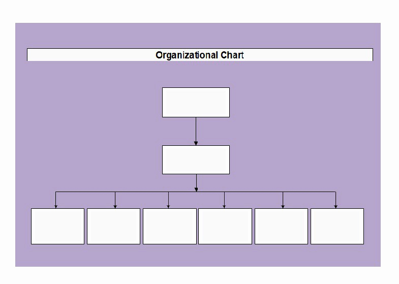Free organizational Chart Template New 40 Free organizational Chart Templates Word Excel