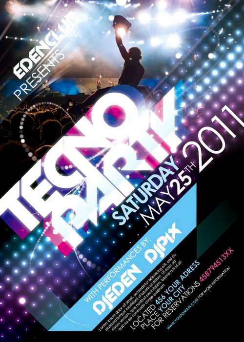 Free Party Flyer Templates Best Of 15 Free Party and event Flyer Psd Templates Xdesigns
