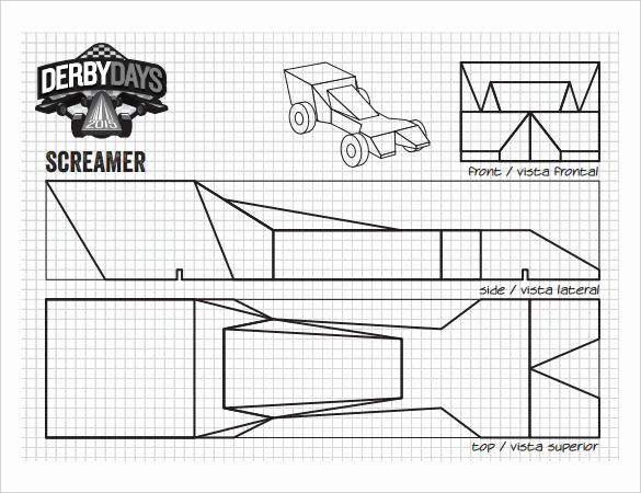 Free Pinewood Derby Car Templates Awesome 1207 Best Pinewood Derby Cars Images On Pinterest