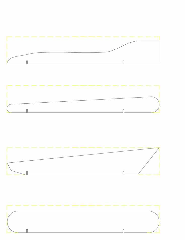 Free Pinewood Derby Car Templates Awesome 25 Best Ideas About Pinewood Derby Car Templates On