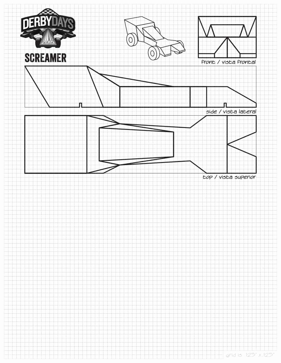 Free Pinewood Derby Car Templates Awesome 39 Awesome Pinewood Derby Car Designs & Templates