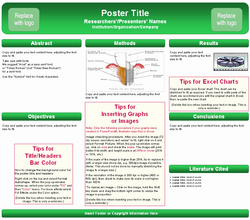 Free Powerpoint Poster Templates Inspirational Dissertation Poster Presentation