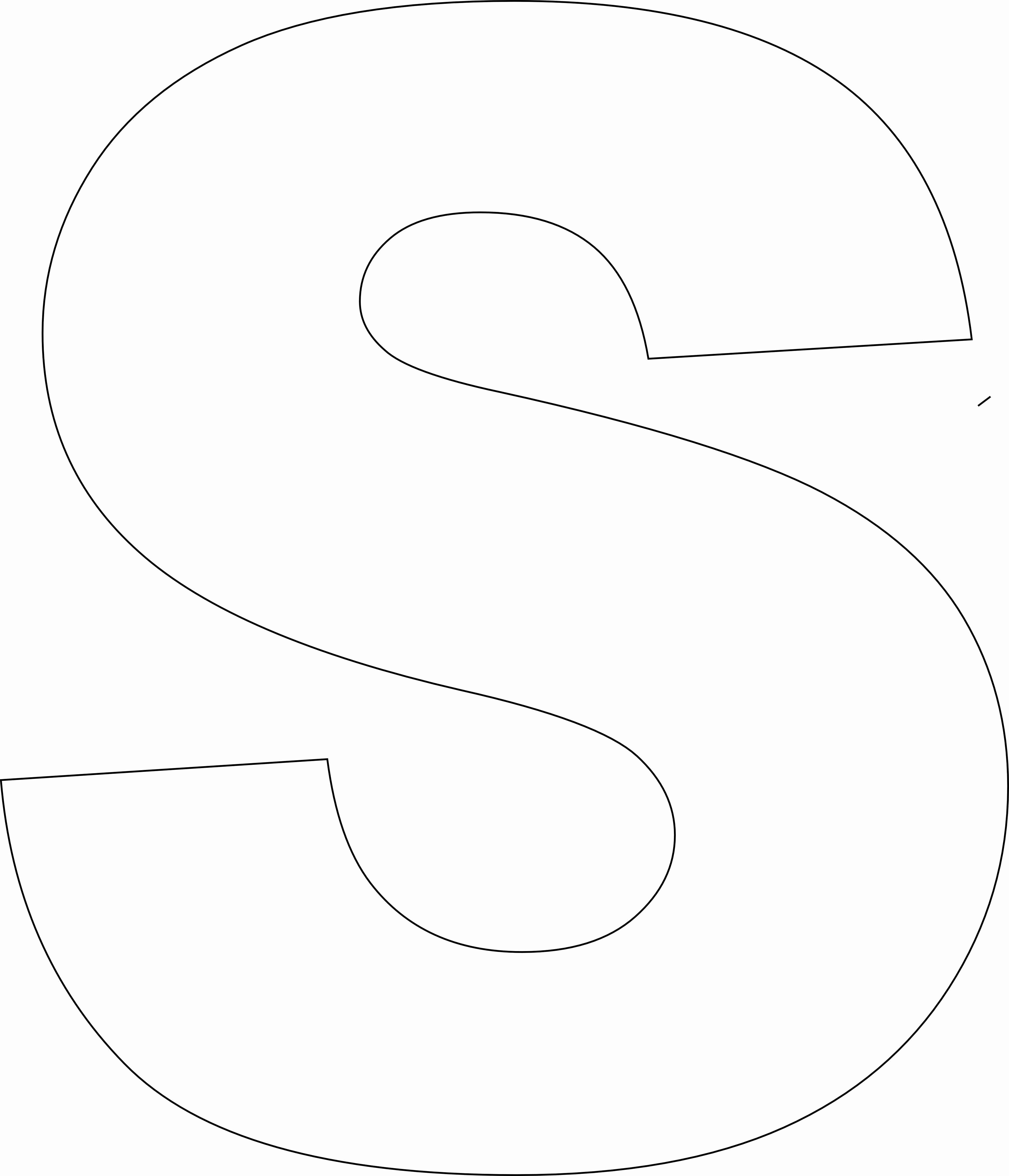 Free Printable Alphabet Stencils Templates New Free Printable Upper Case Alphabet Template