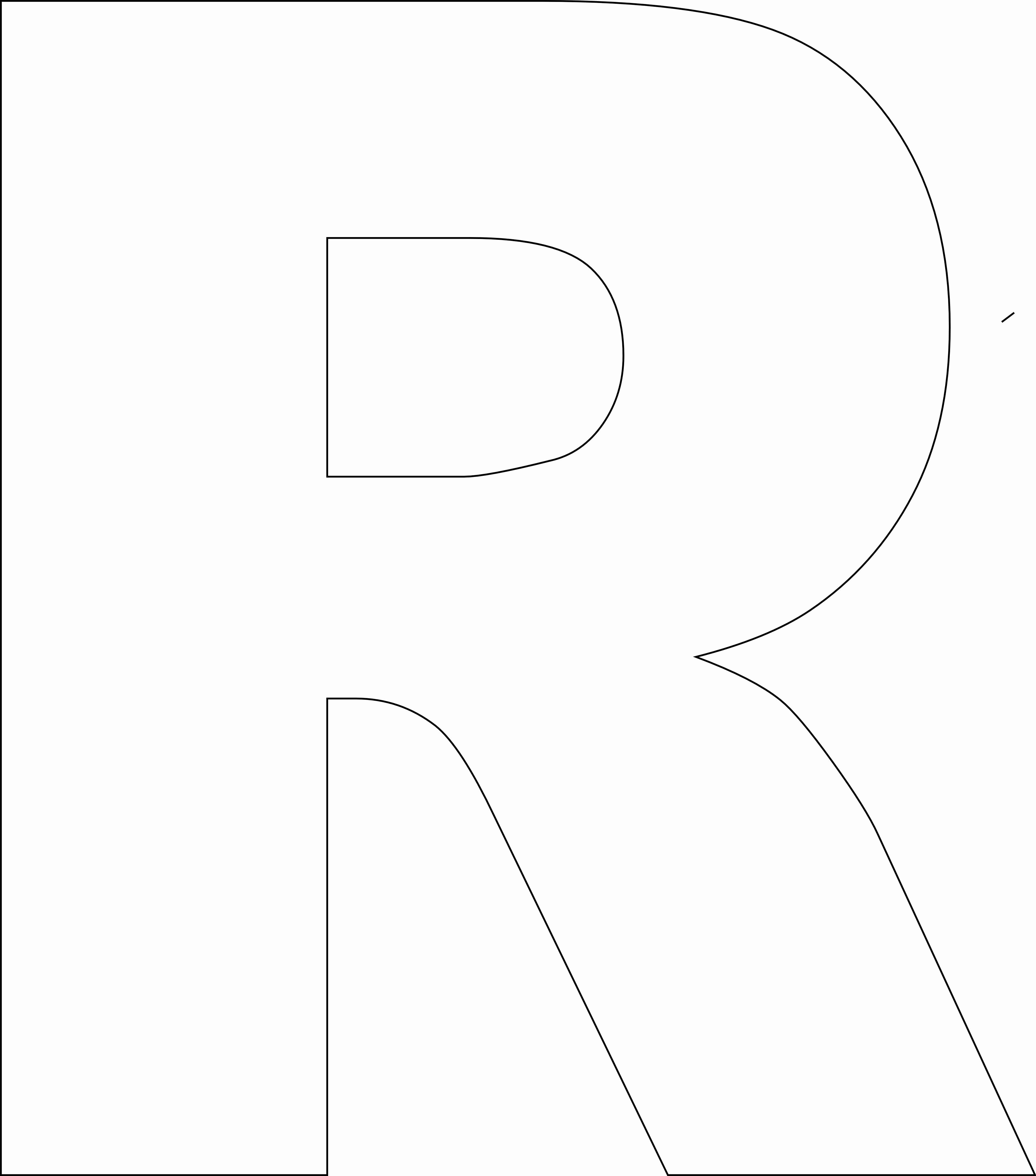 Free Printable Alphabet Stencils Templates Unique Free Printable Upper Case Alphabet Template