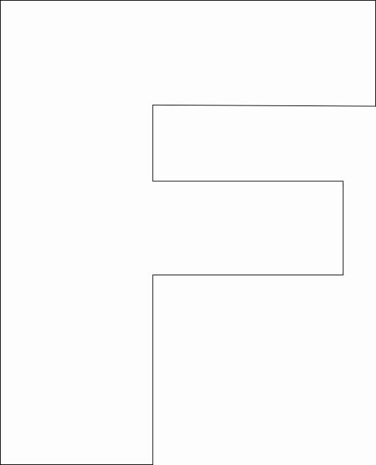 Free Printable Alphabet Templates Awesome Free Printable Alphabet Template Upper Case