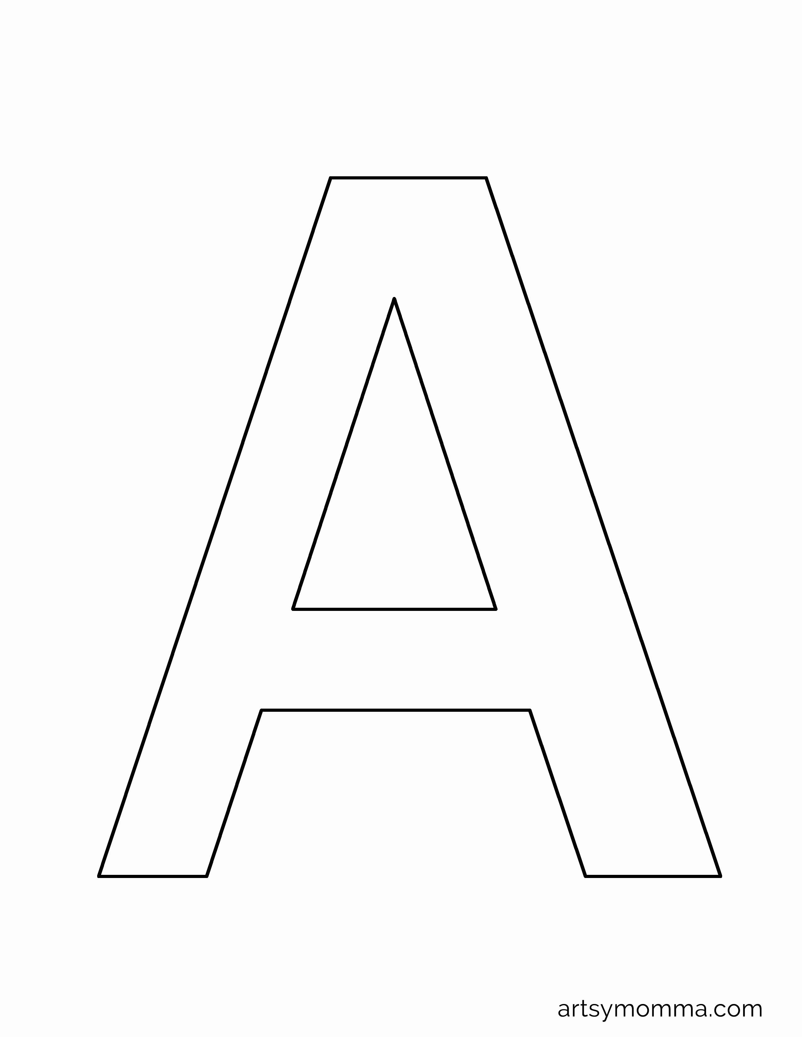 Free Printable Alphabet Templates Elegant Letter A Handprint Angel Craft Fun Handprint Art
