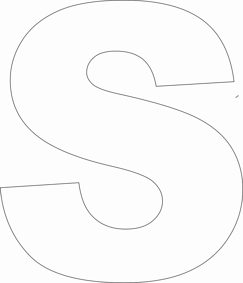 Free Printable Alphabet Templates Inspirational Free Printable Alphabet Template Upper Case