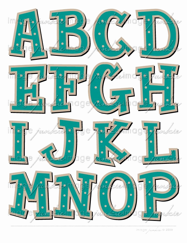 Free Printable Alphabet Templates Inspirational Printable Alphabet Stencils Dyi Projects