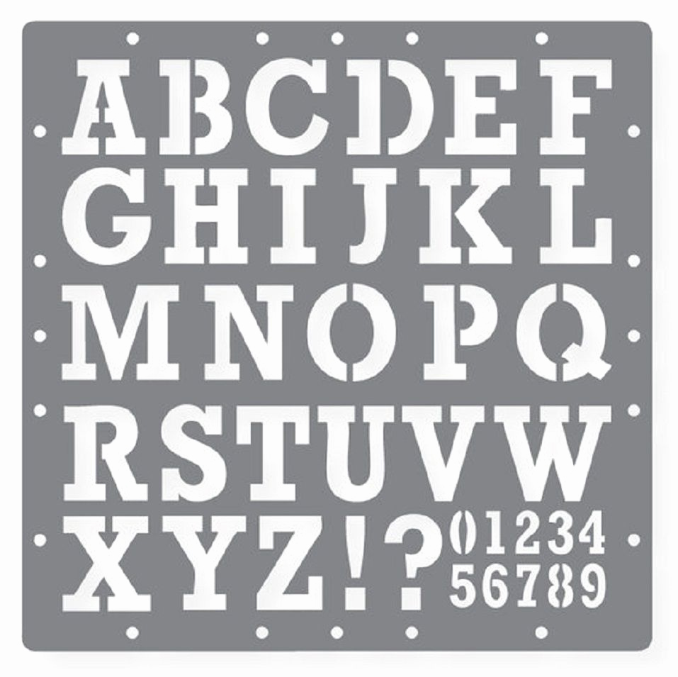 Free Printable Alphabet Templates New Free Printable Letters and Numbers