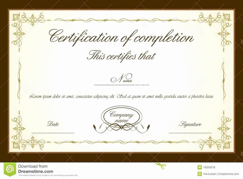 Free Printable Award Certificates Best Of Certificate Templates Psd Certificate Templates