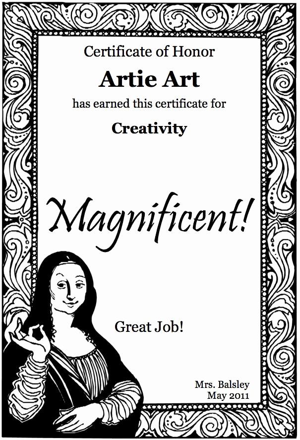 Free Printable Award Certificates Elegant the 25 Best Award Certificates Ideas On Pinterest