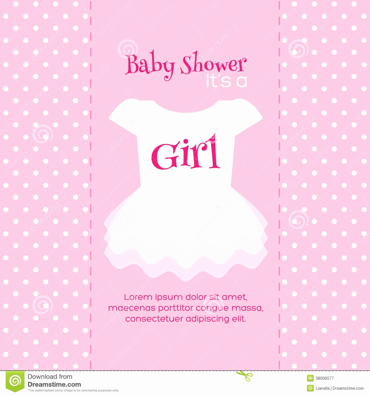 Free Printable Baby Shower Card Lovely Design Free Printable Baby Shower Invitations for Girls