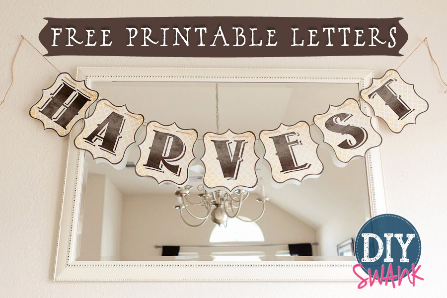 Free Printable Banner Letters Unique Free Printable Letters