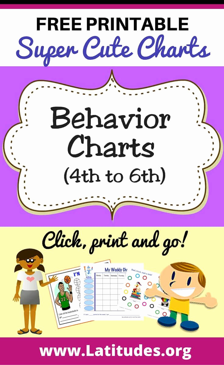 Free Printable Behavior Charts Best Of 331 Best Images About Behavior Charts On Pinterest