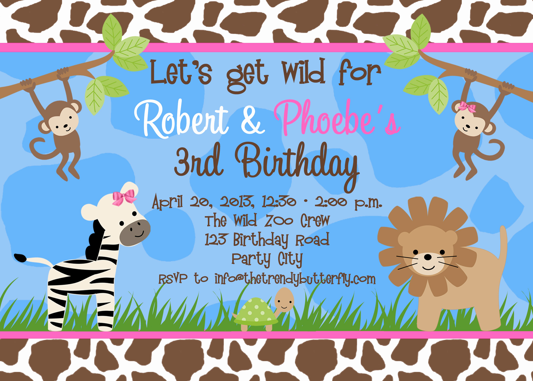 Free Printable Birthday Invitation Templates Beautiful Free Birthday Party Invitation Templates