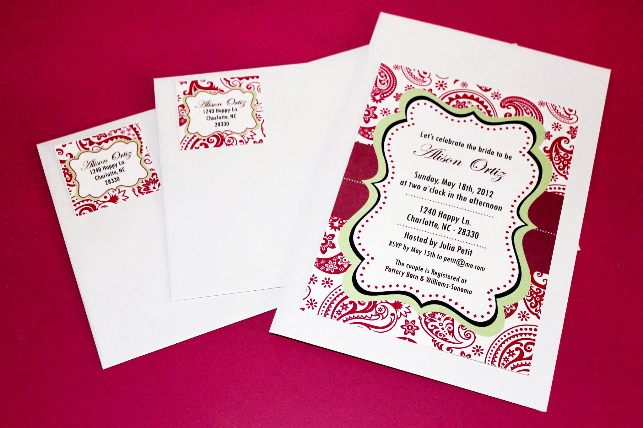 Free Printable Bridal Shower Invitations Beautiful Free Bridal Shower Printables From Wanessa Carolina