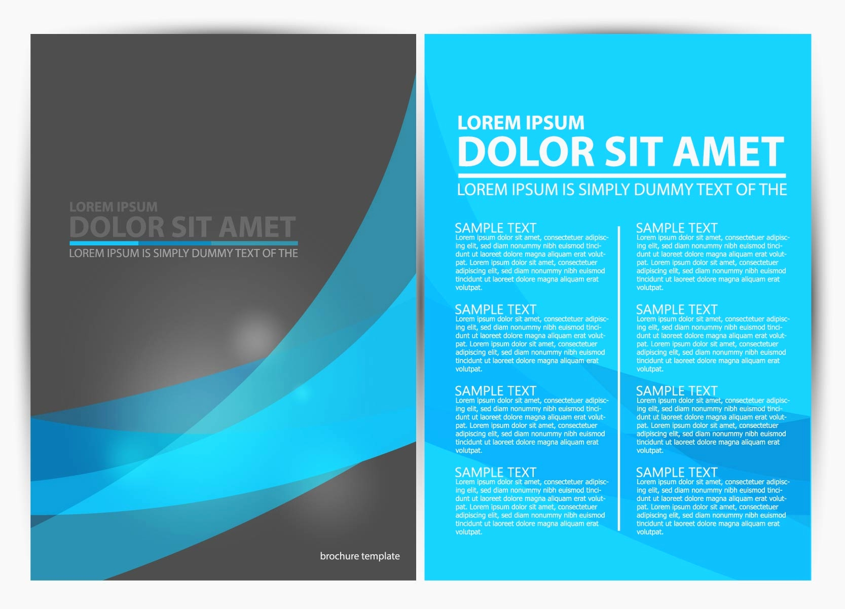 Free Printable Brochure Templates Best Of 26 Free A4 Brochure Design Psd