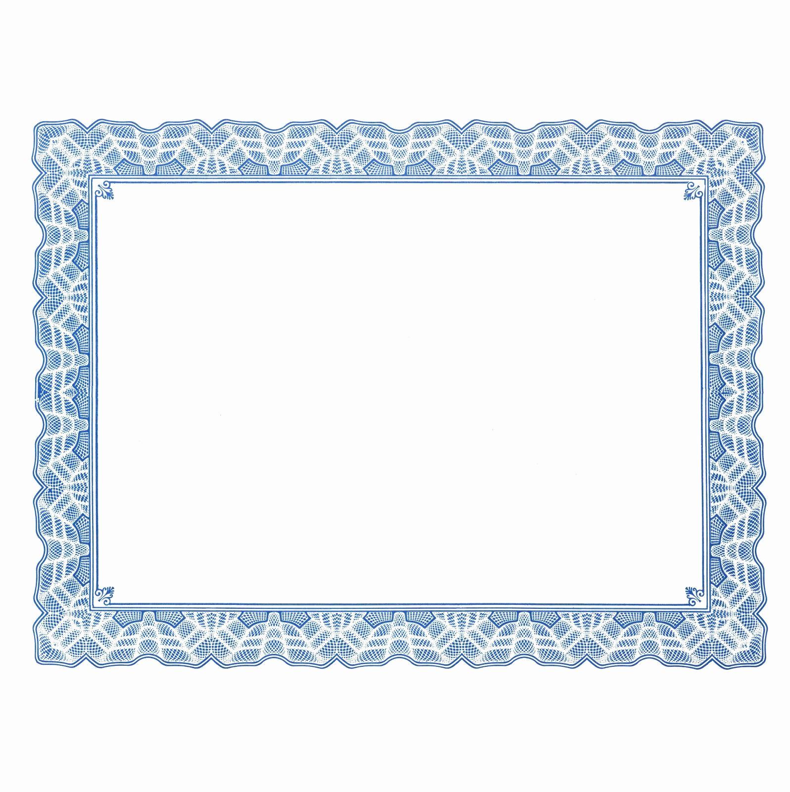 Free Printable Certificate Templates Beautiful Free Certificate Border Templates for Word