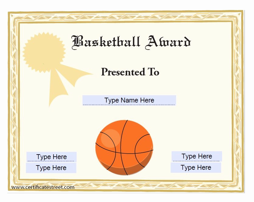 Free Printable Certificate Templates New 50 Free Amazing Award Certificate Templates Free