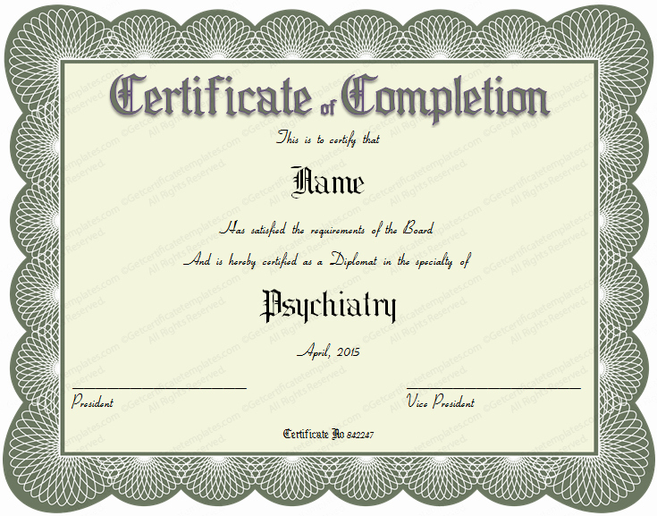 Free Printable Certificate Templates New Free Download Award Certificate Template Samples Thogati
