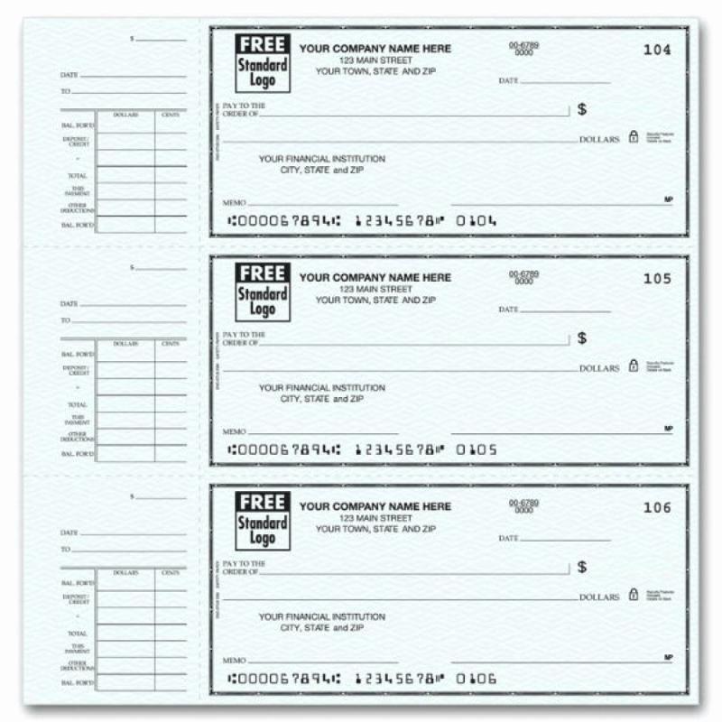 Free Printable Check Stubs Luxury Free Printable Check Stubs