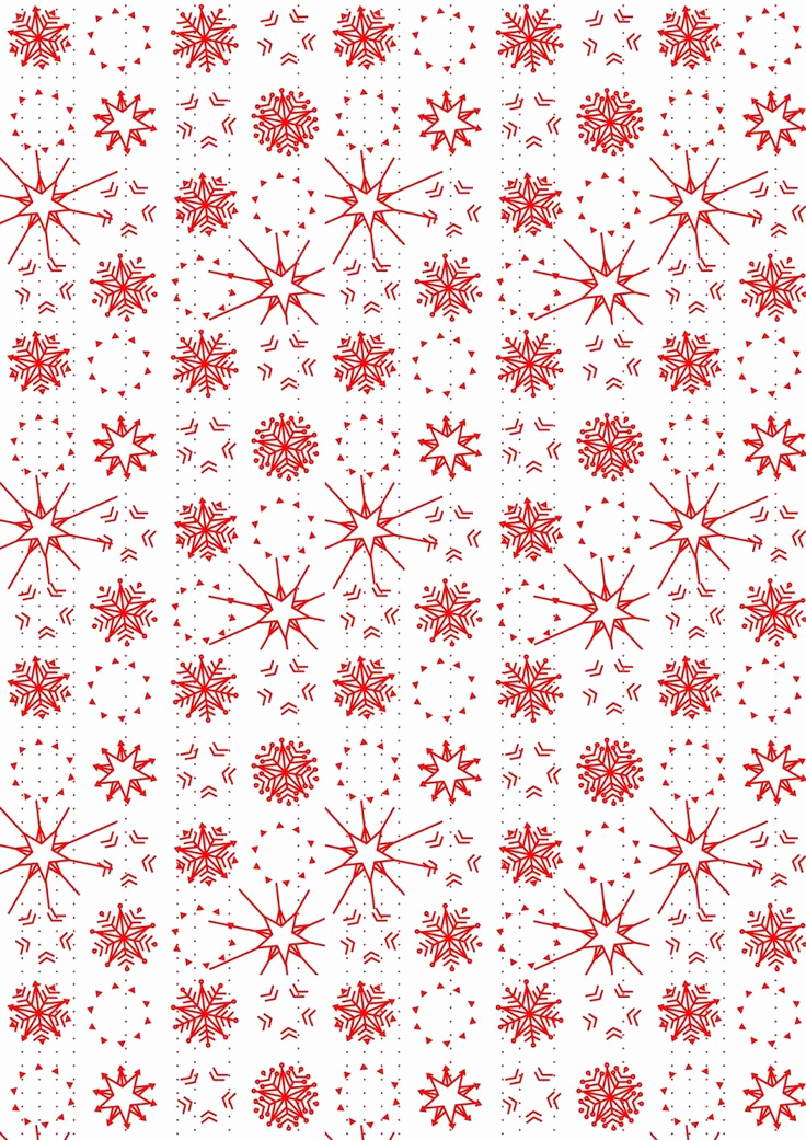 Free Printable Christmas Paper Fresh 17 Best Ideas About Pattern Paper On Pinterest