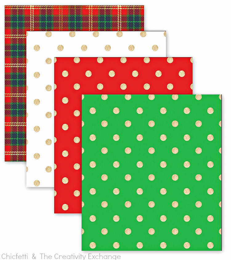 Free Printable Christmas Paper Fresh Free Christmas Printables Gift Tags Wrap Paper and Bows